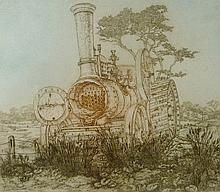 John Wright: Henrietta a Steam Roller, limited edi