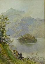 Andrew Scott Rankin (1862-1942): 'Loch Katrine & E