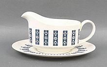 A Royal Doulton porcelain part dinner service deco