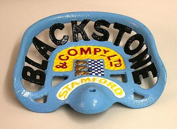 A Blackstone & Company, Stamford, cast iron