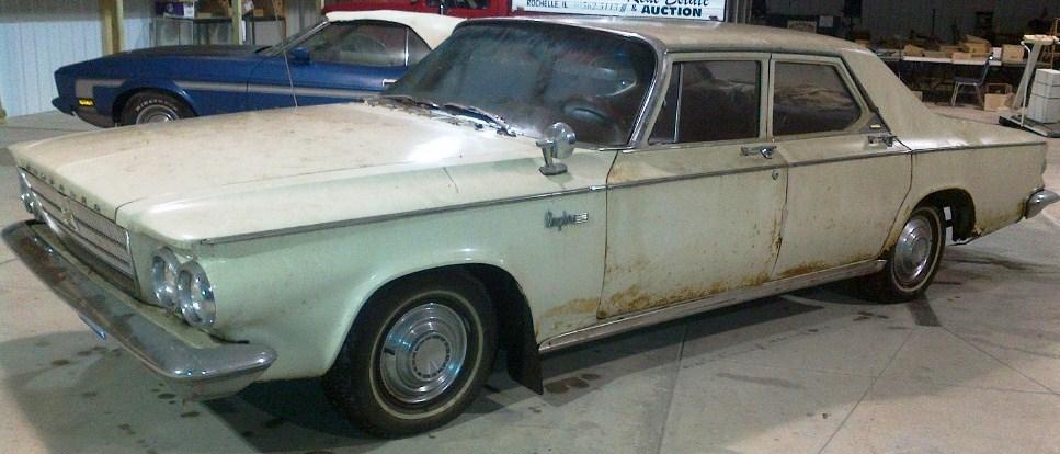 63 Chrysler
