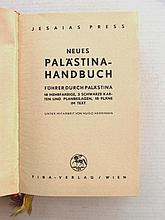 Neues Palaestina Handbuch, fine copy, Fiba Vlg