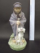 Porcelain figurine, by Royal Copenhagen