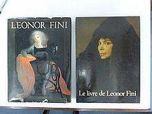 Lenor Fini,Two books