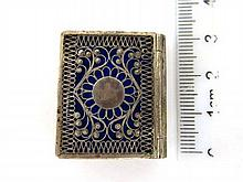 Miniature book shaped box