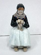 Royal Copenhagen porcelain figurine