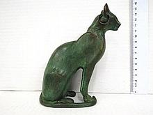 Bronze Cat figurine
