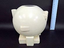 Ceramic vase, by Koninklijk Goedewaager, Gouda
