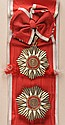 ORDERS AND DECORATIONS: Argentina: May-Order for Merits, 2. model (1957-1973), Grandcross Set.