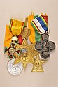 ORDERS AND DECORATIONS: Ethiopia: Lot of 5 decorations.