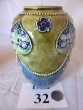 A Royal Doulton Art Nouveau vase est: £40-£60 (M)