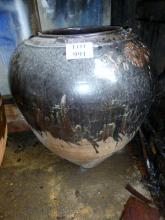 A large Burmese water pot est: £80-£120