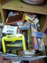 A large collection of model vehicles to include Matchbox and Corgi est: £30-£50 (F23)