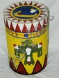 Indian Camp Decorated Box