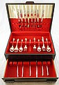 Royal Danish Sterling Silverware Set in Box