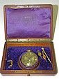18 kt. gold pocket watch