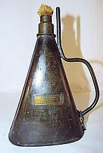 Oil Can Marked J. D. Galloway