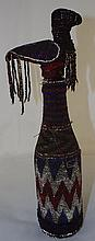 Mosaic Decorated Bottle and Stopper