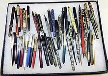 Grouping of Misc. Pens & Fountain Pens