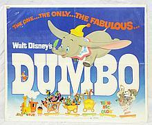Walt Disney's Dumbo Poster