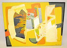 Gabriel Godard Oil on Canvas