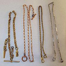 Grouping of Watch Fobs