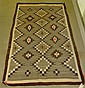 Early Navajo rug