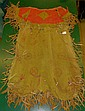 Ceremonial Indian dress,