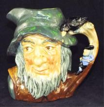 Royal Doulton Character Mug, Rip Van Winkle