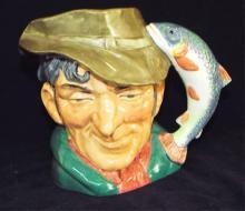 Royal Doulton Character Mug, The Poacher