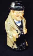 Royal Doulton Character Mug, Winston Churchill