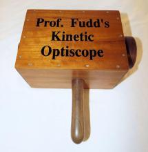 Prof. Fudd' S Kinetic Optiscope