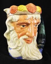 Royal Doulton Character Mug, Neptune
