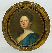 Early French Portrait of a Lady