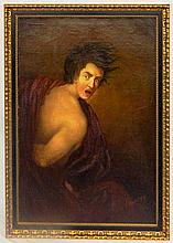Unusual Classical Portrait of a Man