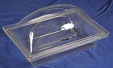 Acrylic Serving Dish with Lid