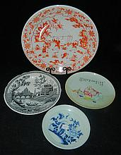 Grouping of Oriental Plates and Bowls