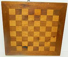 Mixed Wood Checkerboard