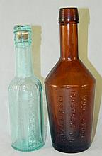 Pair of Two Bottles