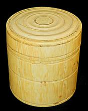 Ivory Lidded Box
