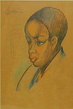Epstein Portrait of Black Man