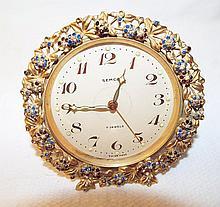 Semca 7 Jewels Alarm Clock