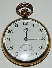 Montgomery Ward & Co. 16 Jewel pocket watch