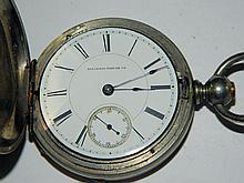 Ilinois Watch Co. pocket watch