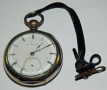 New York Watch Co. pocket watch