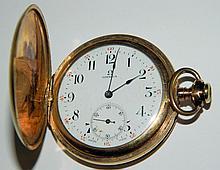 Omega 7 jewel pocket watch