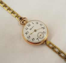Hampden Pocket Watch With Armband