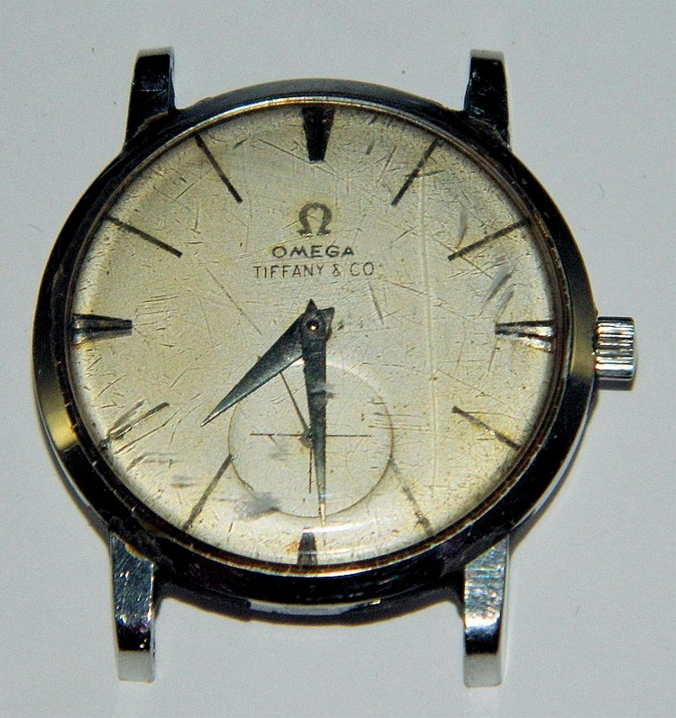 Omega Tiffany & Co. Wrist Watch