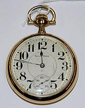 The Studebaker South Bend Pocket Watch
