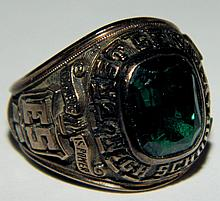 East Seneca High School Class Ring